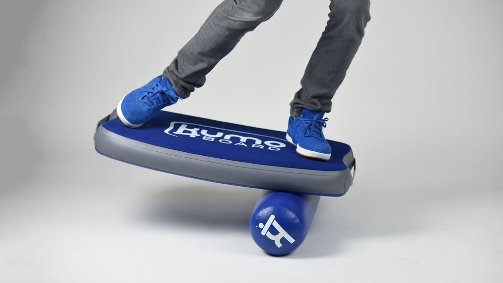 Kumo Board: A Versatile, Portable, Inflatable Balance Board project video thumbnail