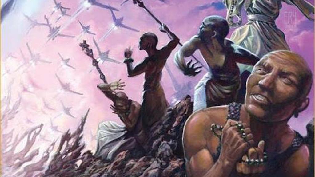 Ki Khanga: The Sword and Soul Role Playing Game project video thumbnail