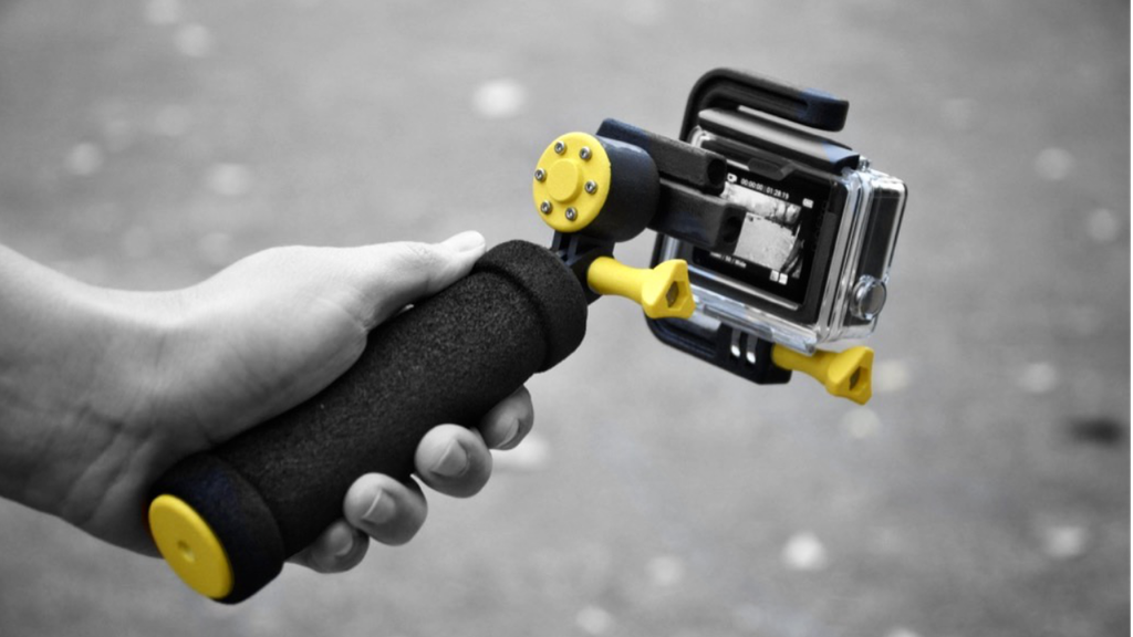 STABYLIZR — Your GoPro® Camera Stabilizer project video thumbnail