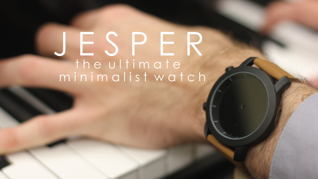 Project image for Jesper - the ultimate minimalist watch