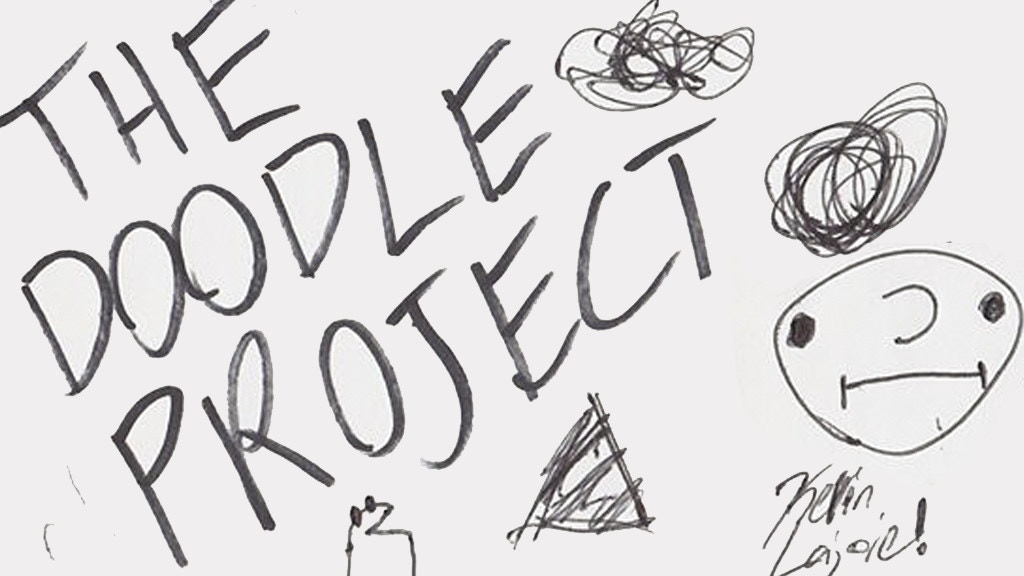 The Doodle Project by Kevin Lajoie — Kickstarter