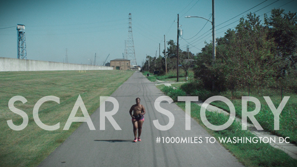 Scar Story: Documentary of Paulette's 1,000 Mile Walk to DC project video thumbnail