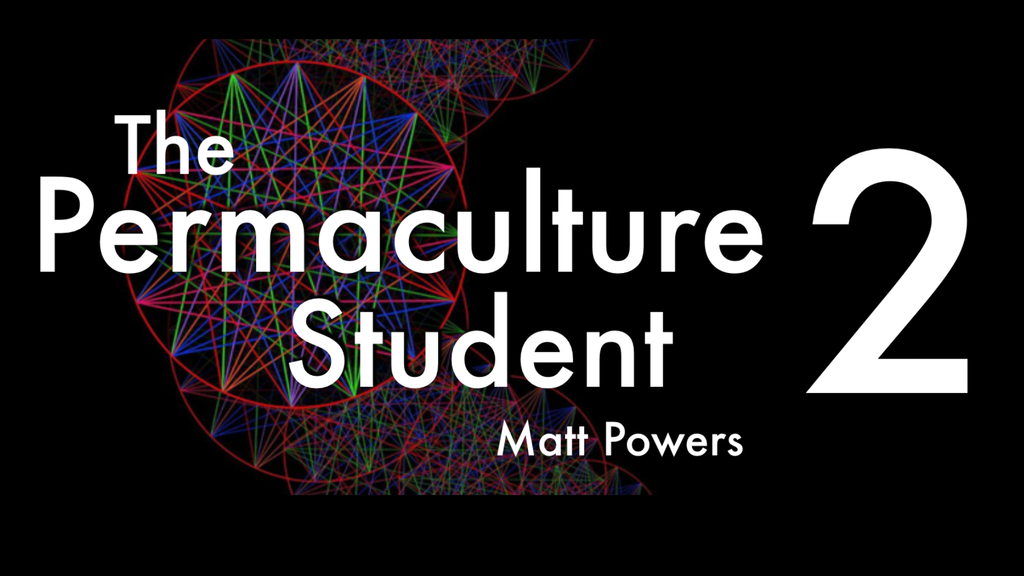 The Permaculture Student 2 project video thumbnail