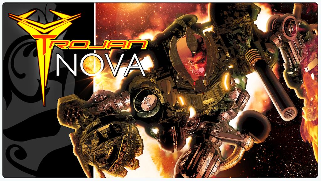 Trojan Nova project video thumbnail