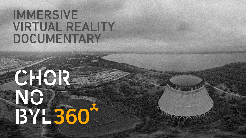 Chornobyl360 — Interactive Virtual Reality Documentary project video thumbnail