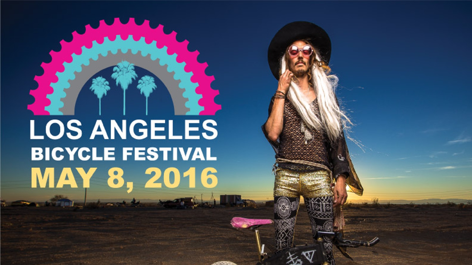 Los Angeles Bicycle Festival By Bicycle Culture Institute