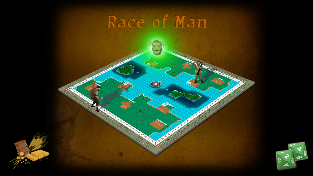 Project image for Race of man