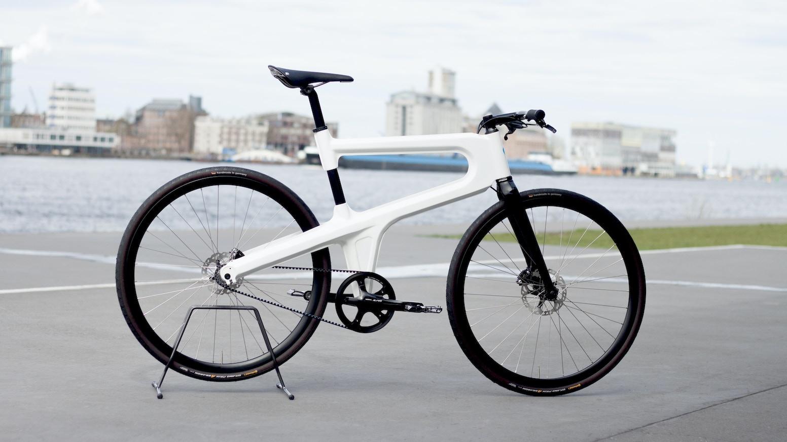 MOKUMONO - A high quality bike built by robots by Bob Schiller ...