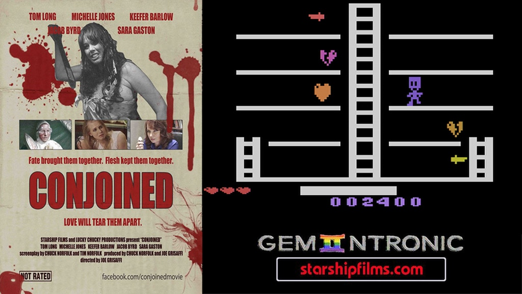 Conjoined: The Atari 2600 Game Inspired by the Movie project video thumbnail
