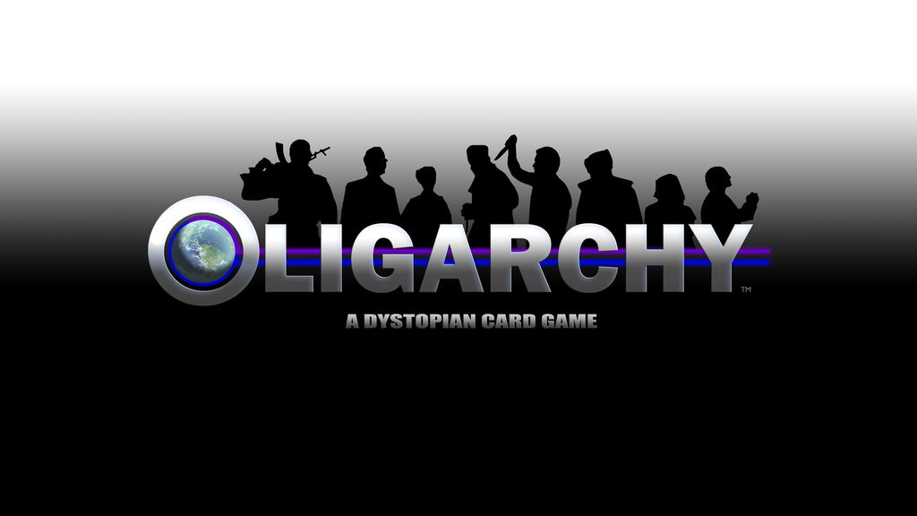 Oligarchy: A dystopian card game project video thumbnail