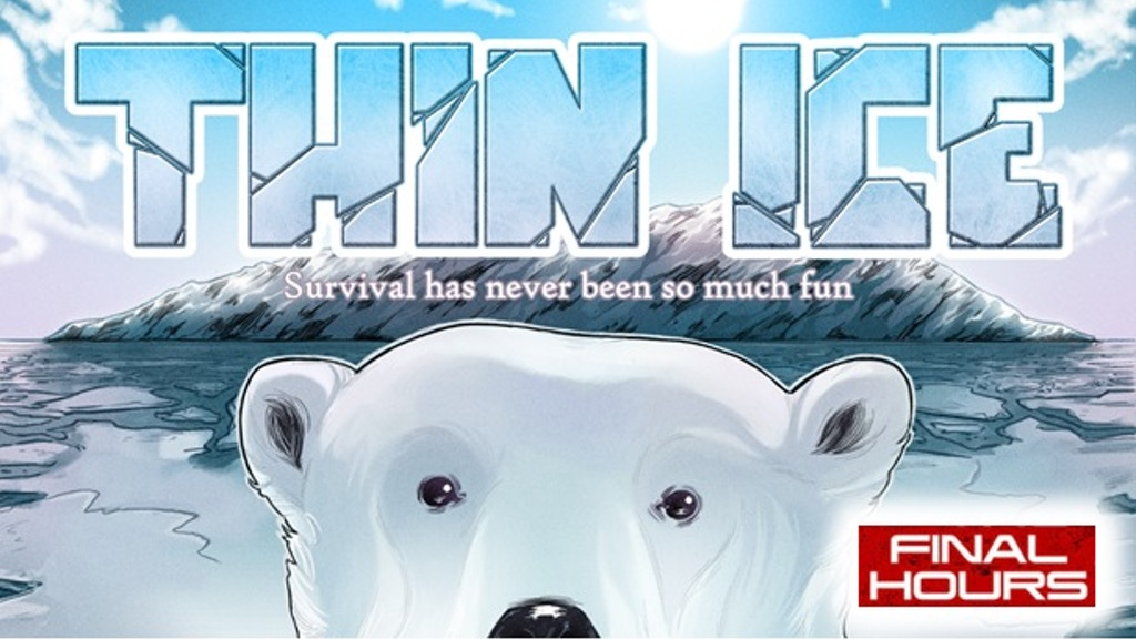 Thin Ice - survival has never been so much fun! project video thumbnail