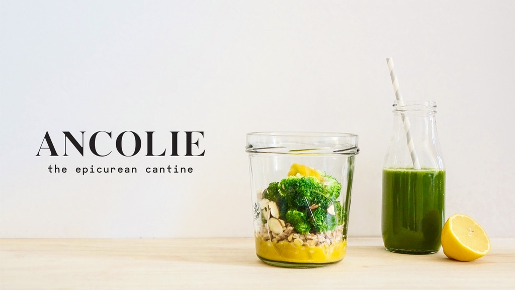 Ancolie: the epicurean cantine project video thumbnail