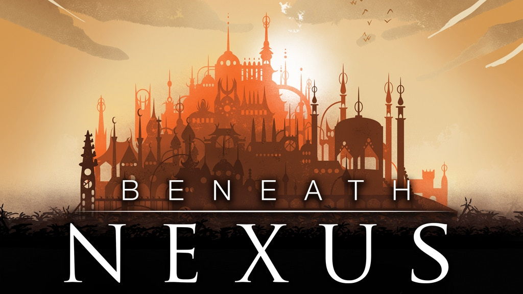 Beneath Nexus - An Asymmetrical Dungeon Crawling Card Game project video thumbnail