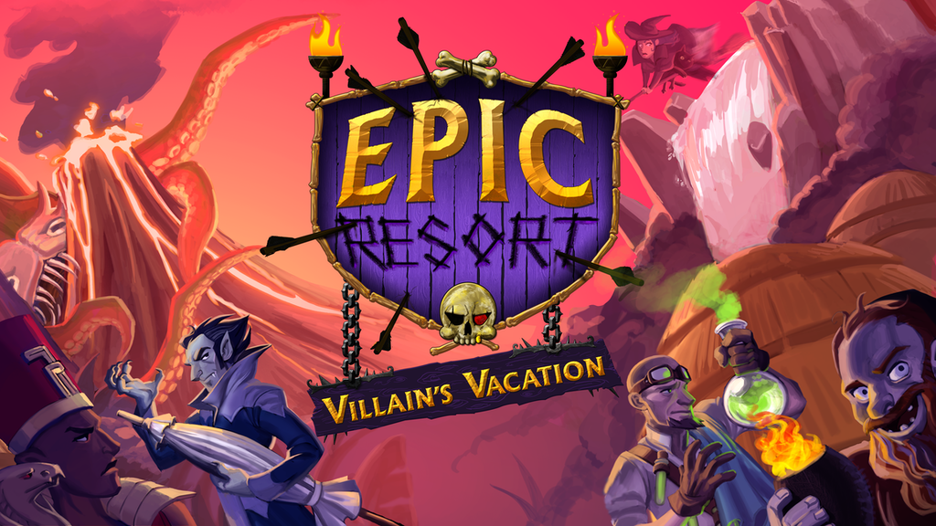 Epic Resort: Villain's Vacation project video thumbnail