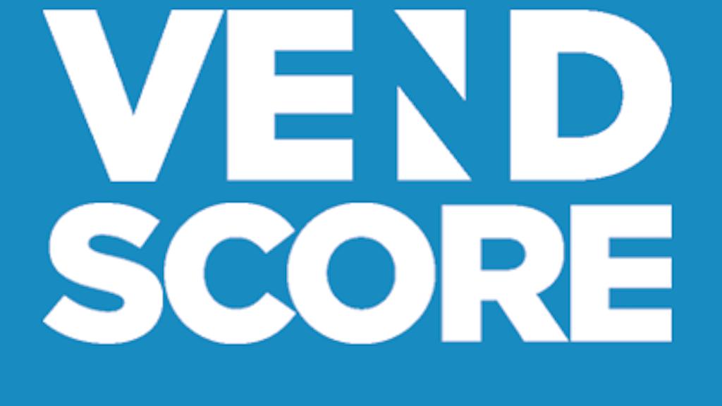 VendScore project video thumbnail
