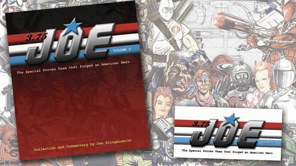 "3.75"" Joe: Creating G.I.Joe ®: A Real American Hero™ Vol. 2 project video thumbnail"