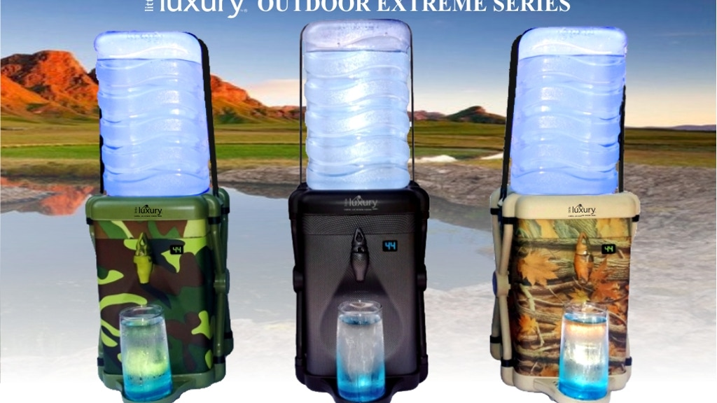 Little Luxury Outdoor Extreme Water Cooler project video thumbnail