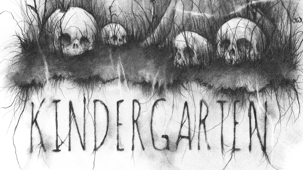 KinderGarten : A collection of creepy stories by Shawn Coss project video thumbnail
