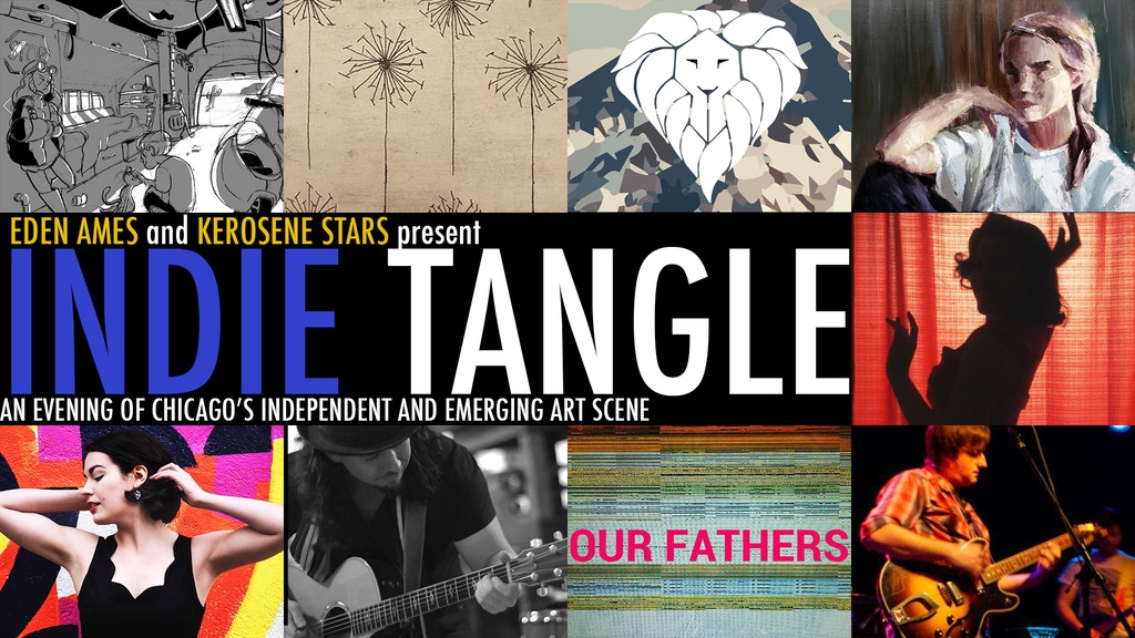 "Indie Tangle Fest feat. KS's ""Talk Talk"" Music Video Release project video thumbnail"