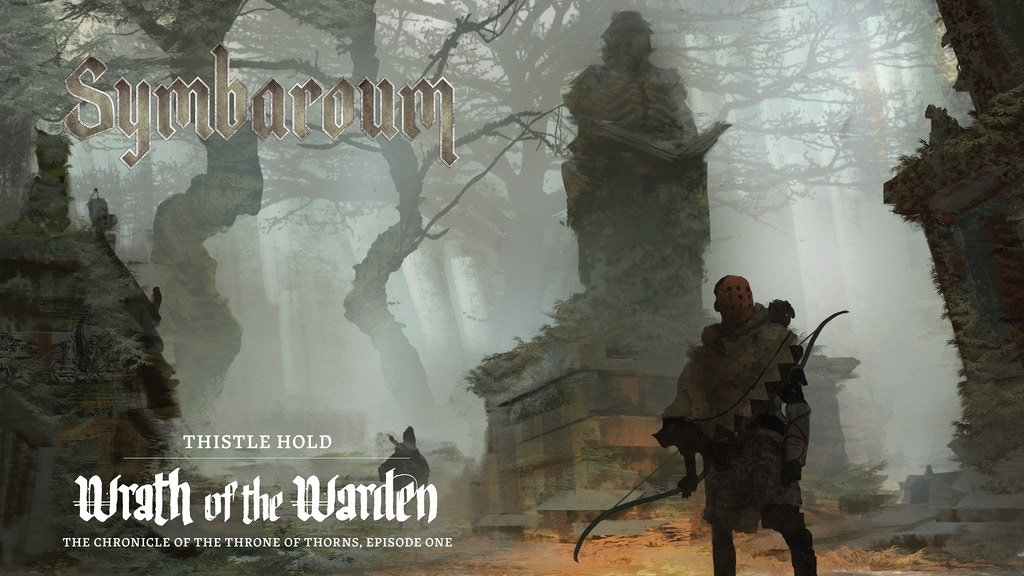 SYMBAROUM: Thistle Hold - Wrath of the Warden project video thumbnail