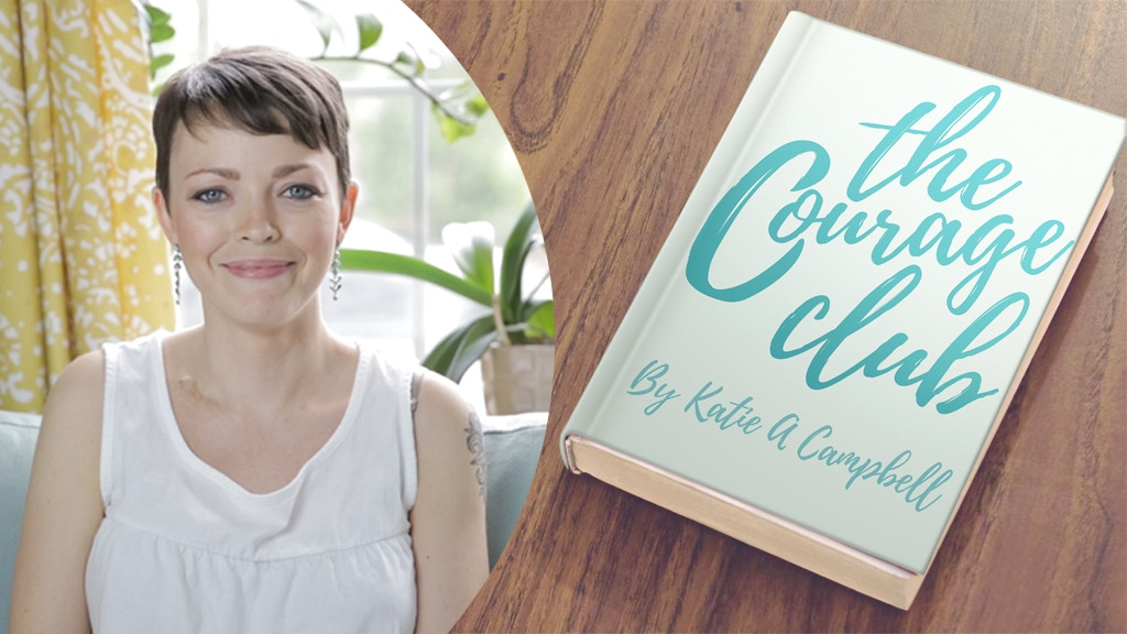 The Courage Club: A Radical Guide to Living Beyond Cancer project video thumbnail