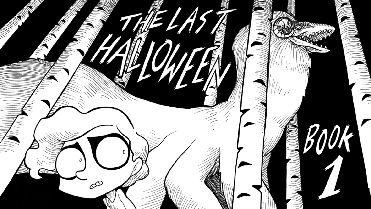 The Last Halloween: Book 1 by Abby Howard — Kickstarter