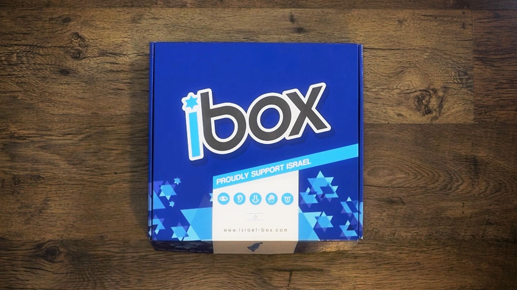 ibox - Proudly Support Israel project video thumbnail