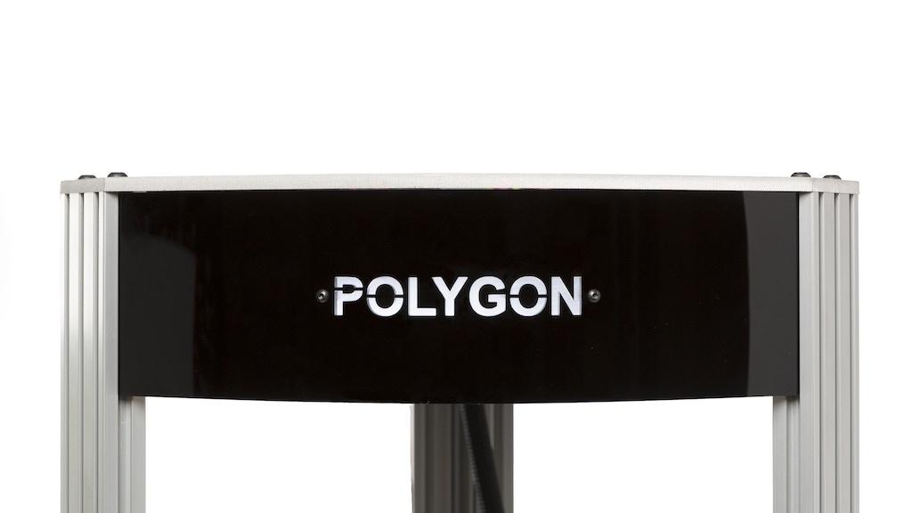 Polygon Delta 3D Printer Kit project video thumbnail