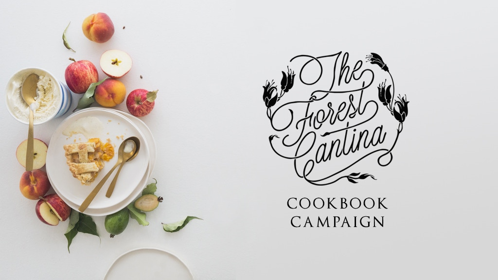 The Forest Cantina Cookbook project video thumbnail