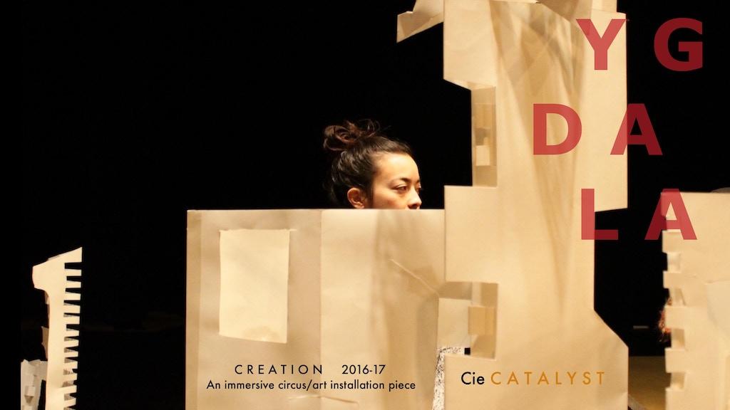 Creation of AMYGDALA: Circus / Installation Art Performance project video thumbnail
