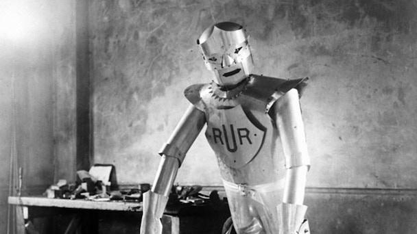 Rebuild Eric: The UK's First Robot