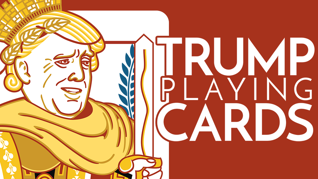 Trump Playing Cards - ft. Milo, Tila Tequila, and more! project video thumbnail