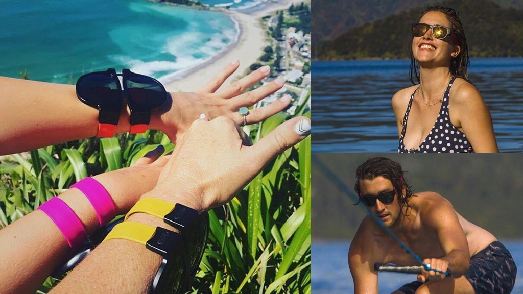 SlapSee Pro - Wrist Slapping Sunglasses That Never Fall Off project video thumbnail