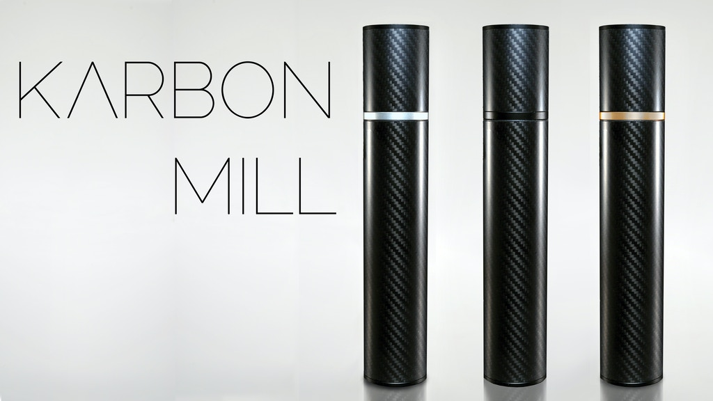 KARBON MILL project video thumbnail