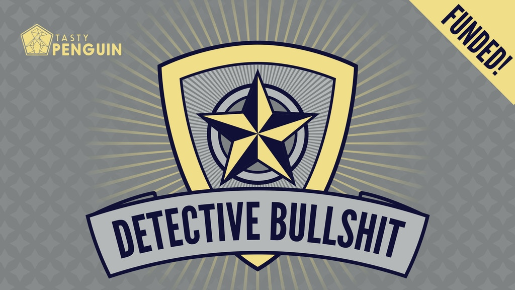 Detective Bullshit: The Card Game project video thumbnail