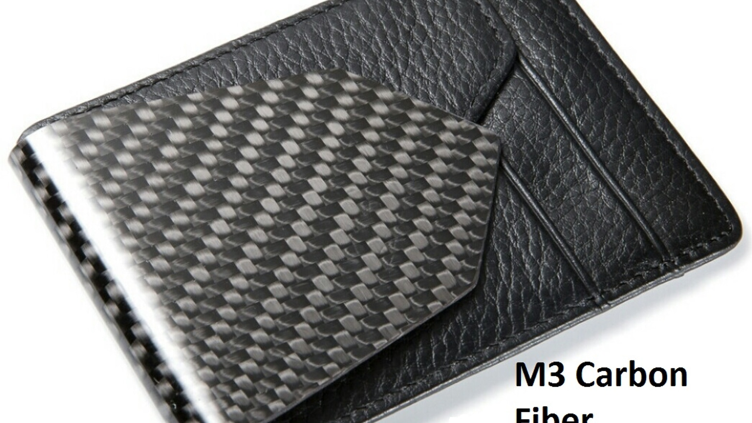 7da2bf95709 ... Carbon Fiber Money Clip www.Bankswallet.com. Available in genuine  leather finish. Amazing protection and timeless design  the most innovative  minimalist