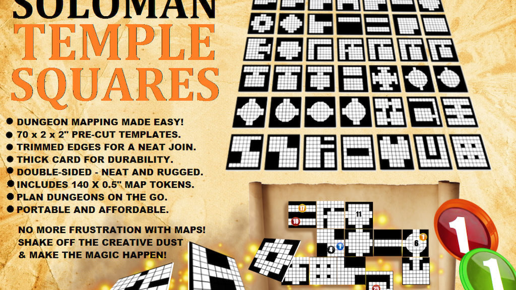 Project image for Solo-Man Temple Squares
