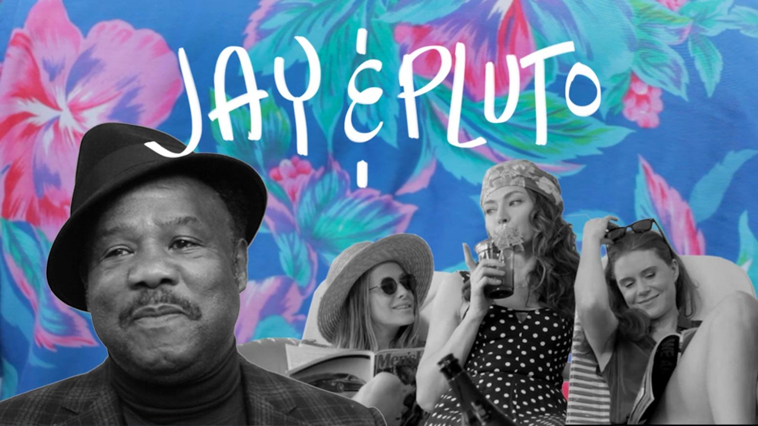 Jay & Pluto by Matthew Fifer & Shane Kidd » The Actors of Jay ...