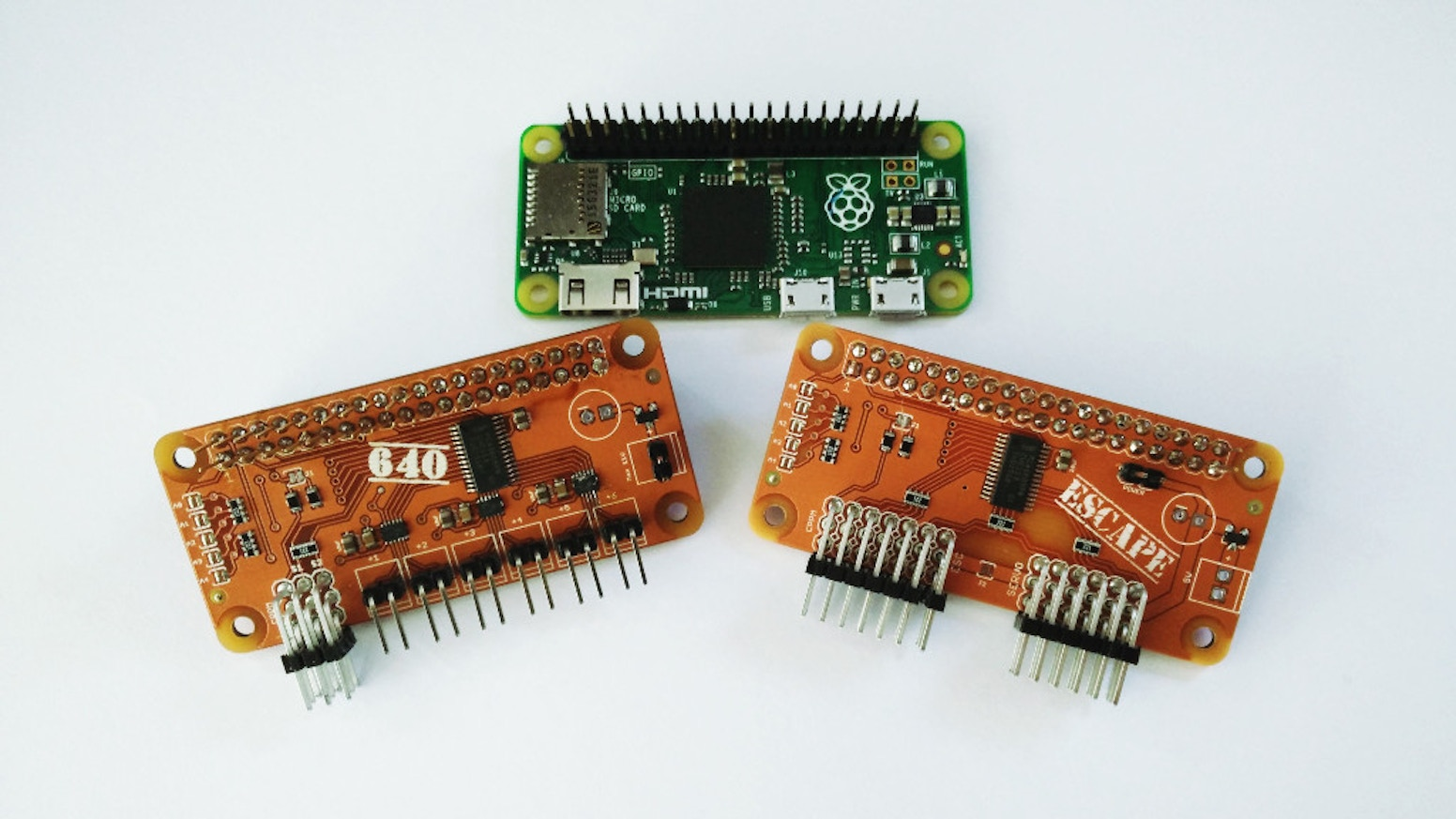 Dark Control Robot Controllers For The Raspberry Pi Zero By Barry Police Lights Circuit Electronics Forum Circuits Projects And Compact Powerful Open Source That Fit Perfectly On Your