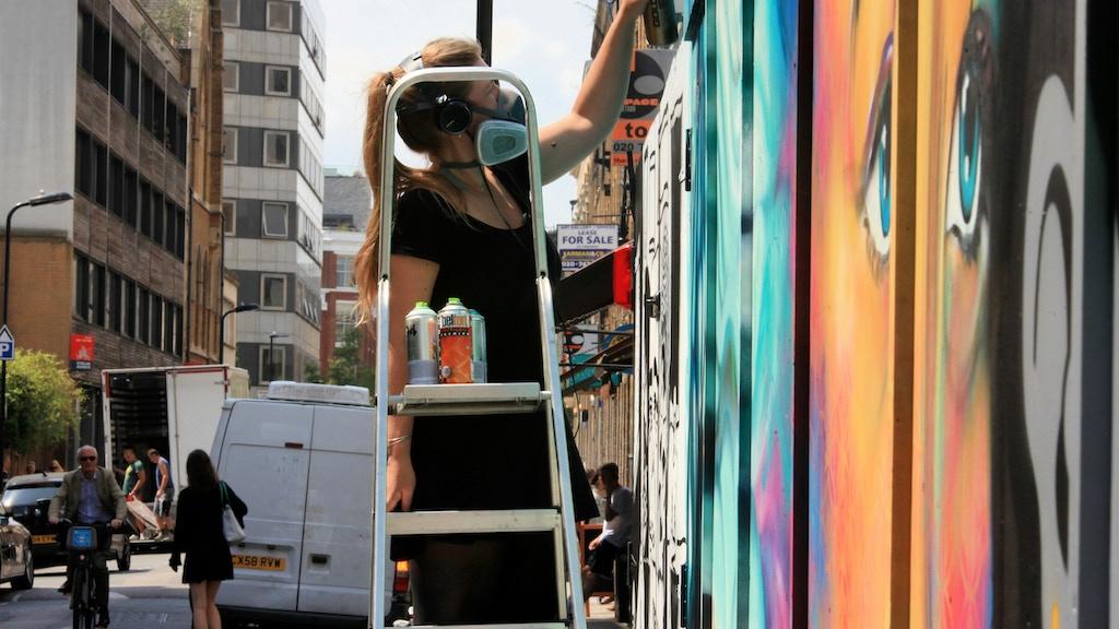 Vanesa Longchamp - Help me Bring my Art to Tokyo, Japan project video thumbnail