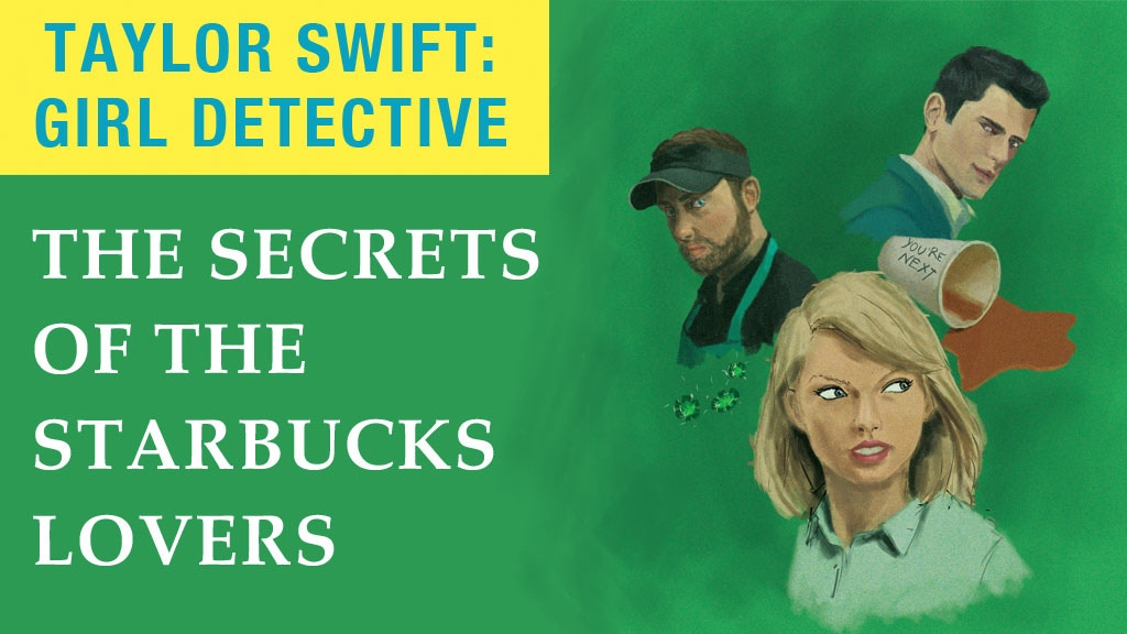 Taylor Swift: Girl Detective project video thumbnail