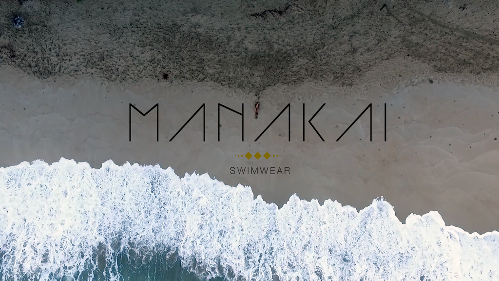 Manakai Swimwear Recycled and Sustainable Bikinis project video thumbnail