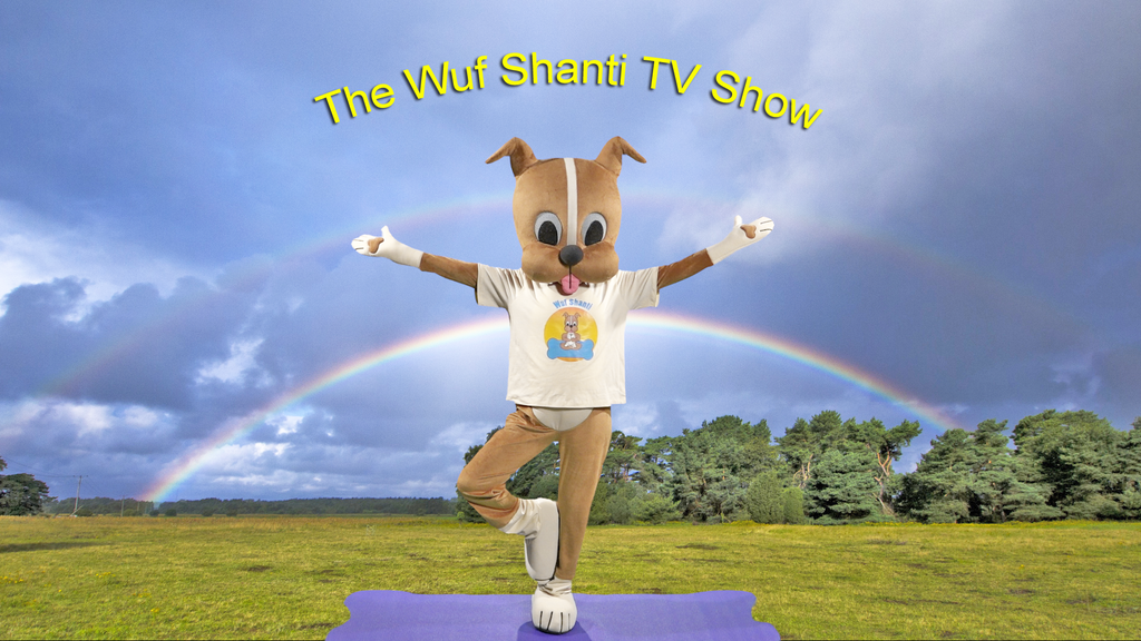 Wuf Shanti TV Show (Dog character that teaches Yoga) project video thumbnail