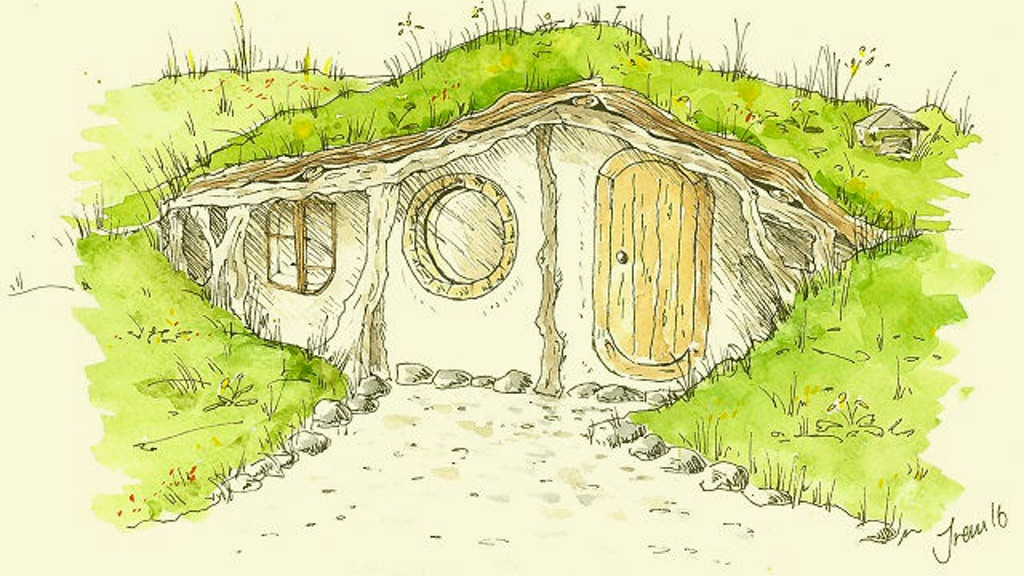 Hobbit House - The Newest Eco Dream project video thumbnail
