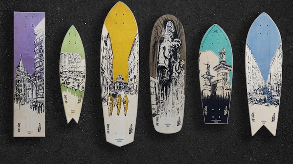 DEF Skateboards Ltd. project video thumbnail
