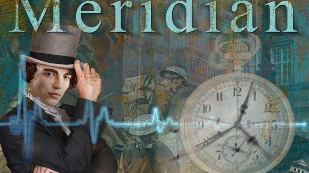 Project image for Sherlock Holmes, Silent Meridian - Steampunk & Time Travel