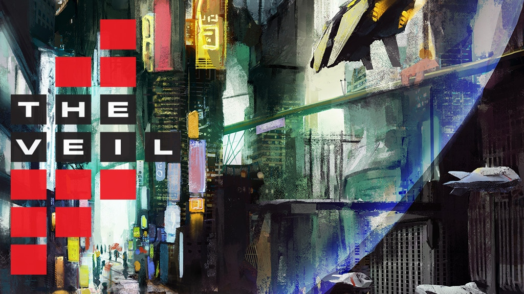 The Veil: Cyberpunk RPG project video thumbnail