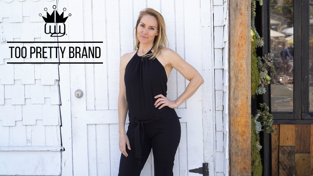 Too Pretty? Never! - Empowering Apparel & Movement for Women project video thumbnail