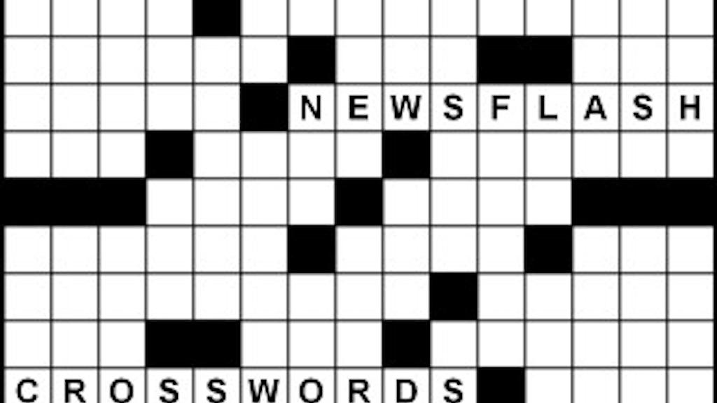 2016-17 Fireball Newsflash Crosswords project video thumbnail