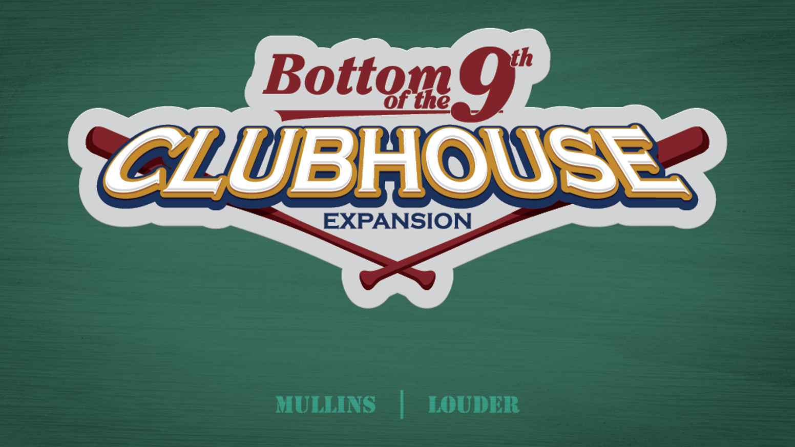 Clubhouse is the first big-box expansion for Bottom of the 9th, the popular dice & card game of classic baseball for up to 2 players.